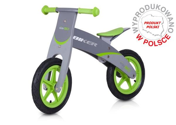 easy go rowerek biegowy model biker 2014 dla dzieci od 3 lat